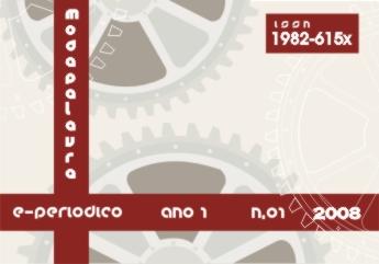 Visualizar v. 1 n. 1 (2008): ModaPalavra