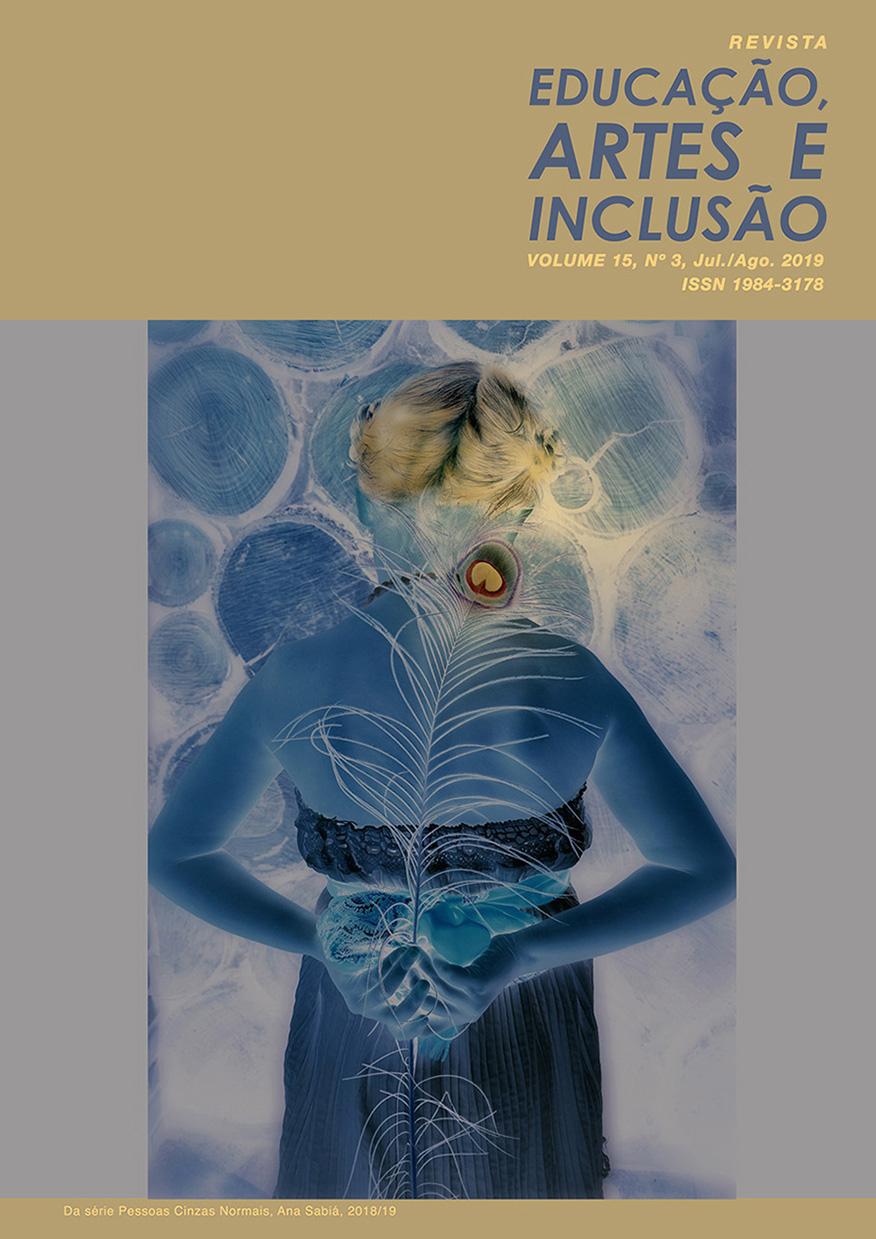 Visualizar v. 15 n. 3 (2019): Revista Educação, Artes e Inclusão