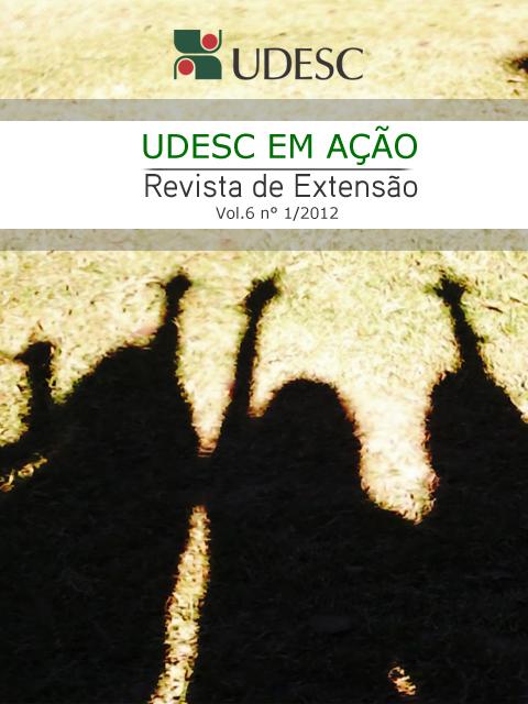 Visualizar v. 6 n. 1 (2012): UDESC EM AÇÃO