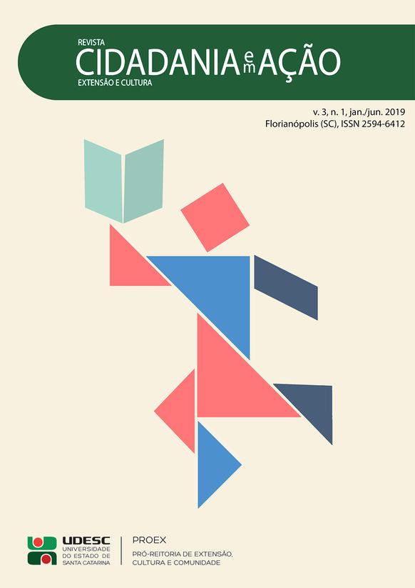 Visualizar v. 3 n. 1 (2019): Cidadania em Ação: Revista de Extensão e Cultura