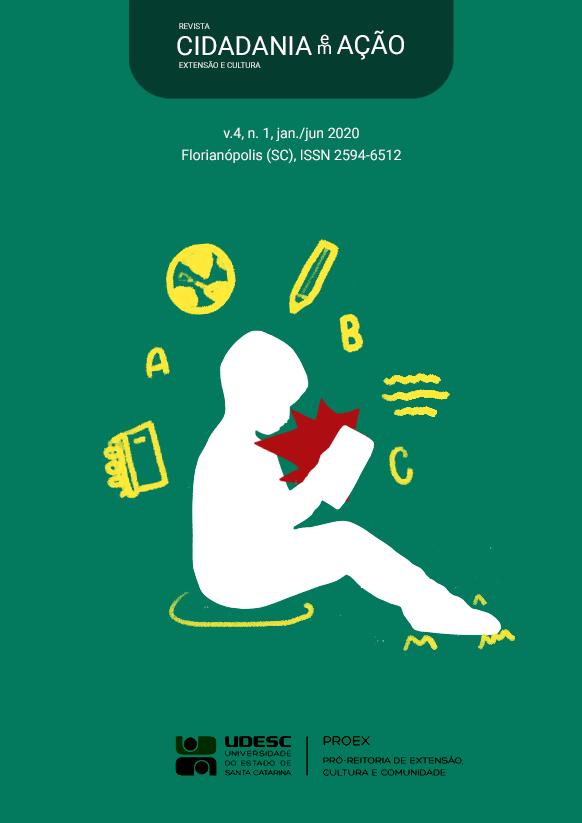 Visualizar v. 4 n. 1 (2020): Cidadania Em Ação: Revista de Extensão e Cultura