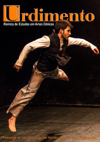 Visualizar v. 1 n. 22 (2014): O trabalho vocal no teatro