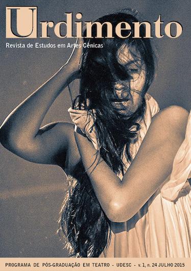 Visualizar v. 1 n. 24 (2015): Expressões da cena e do Teatro Negro