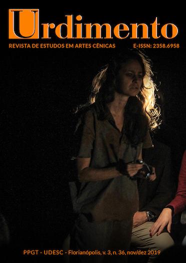 Visualizar v. 3 n. 36 (2019): Pedagogia do Teatro: vozes da América Latina em processos de resistência