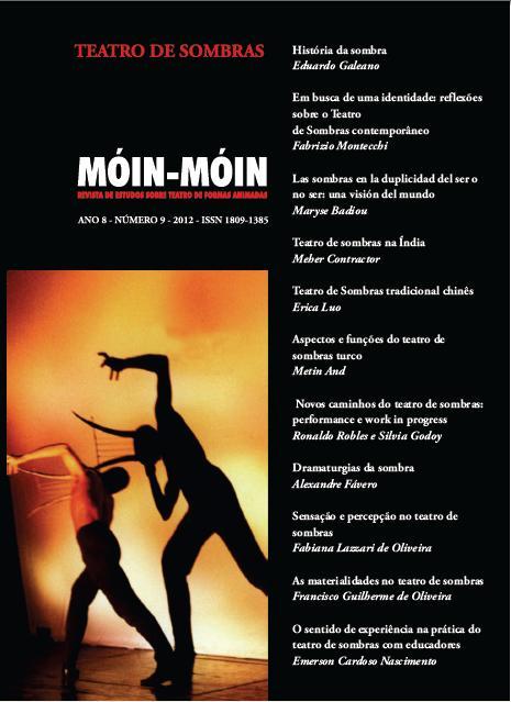 Visualizar v. 1 n. 09 (2012): Teatro de Sombras