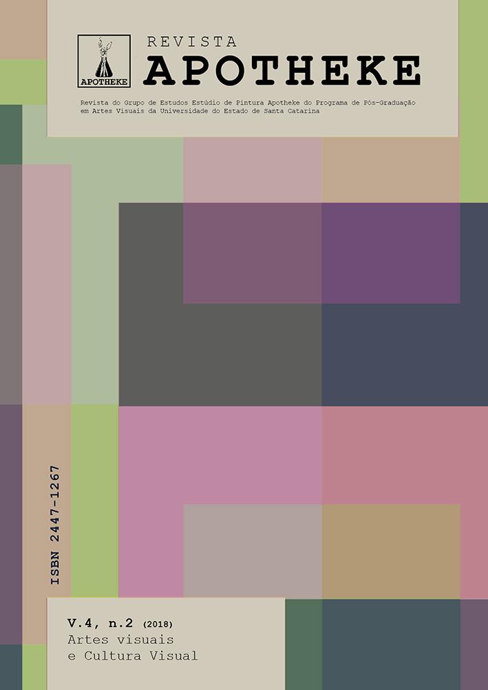 Visualizar v. 4 n. 2 (2018): Artes Visuais e Cultura Visual